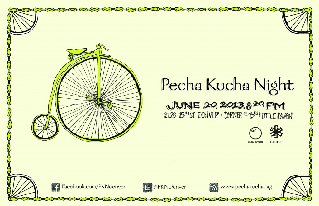 PechaKucha Night Denver - Volume 18
